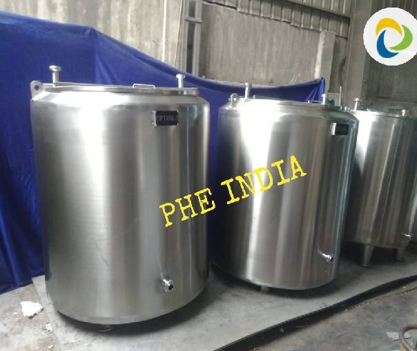 Dairy Tank Plate In Ahmedabad