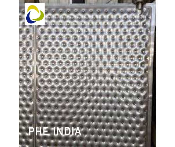 Dimple Plate Heat Exchanger In Boston