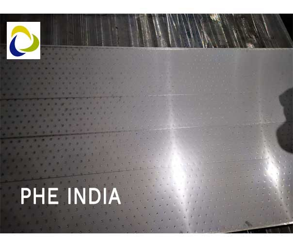 Single Embossed Dimple Plate In Amritsar